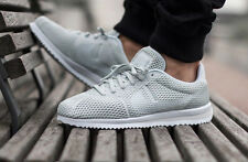 NIKE CORTEZ ULTRA BR BREATHE Zapatillas Gimnasio Informal-UK Size 11 (EUR 46) Platinum