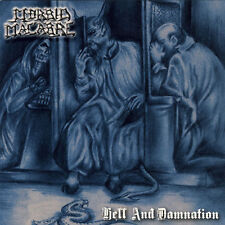 Morbid Macabre - Hell and Damnation LP (Masacre,Sarcofago)