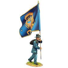 ACW100 2nd Wisconsin Sergeant Standard Bearer by First Legion