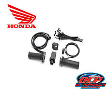 NEW GENUINE HONDA 2016 AFRICA TWIN CRF1000L OEM HEATED GRIP KIT