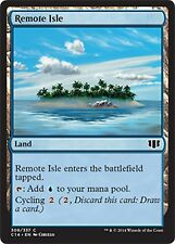 Remote Isle   NM  x4   Commander 2014  MTG  Magic Cards Land  Common