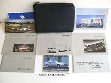 99 1999 Mercedes CL 500 600 Coupe CL500 CL600 Owners Manuals Books Case Set E175
