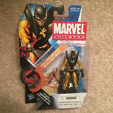 "Yellow Jacket W Mini Ant-Man Marvel Universe 3.75"" On card Avengers Hank Pym"