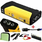 68800mAh Vehicle Car 12V Jump Starter Booster Battery Power Bank USBs Charger BY