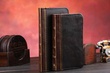 Retro Ancient Vintage Old Book Style Stand PU Leather Case Cover  Iphone 6 PLUS