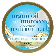 OGX Hydrate + Repair Argan Oil of Morocco Creamy Hair Butter 6.60 oz