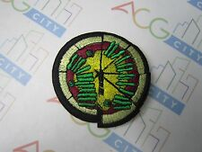 Girls und Panzer Anchovy Carpaccio Anzio High School Logo Cosplay Patch Badge