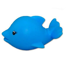 Cartoon Dolphin Bath Buddy Water Squirter NEW Toys Kids Soft Toys Puzzled Inc