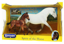 Breyer 1:9 Traditional Series Model Mare & Foal: Fantasia Del C & Gozosa