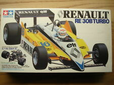 Tamiya 1:20 Scale Renault RE 30B Turbo Formula 1 Model Kit New - Prost / Arnoux