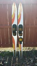 """Water Skis"" O'Brien Performers Combo Vintage 170 cm"