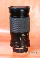 Vivitar MC 28-85 mm 3,5--4,5 Macro Zoom Objektiv für  X-700 XD7  2335
