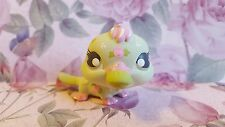 Platypus Secret Garden Pink Rose * OOAK Hand Painted Custom Littlest Pet Shop