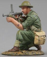 THOMAS GUNN WW2 PACIFIC RS034B AUSSIE KNEELING OWEN GUNNER TIN HELMET MIB