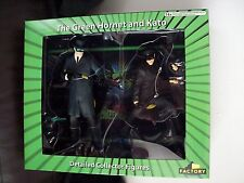 CLASSIC 1966 TV GREEN HORNET VAN WILLIAMS & KATO BRUCE LEE 2 PACK FIGURINE SET