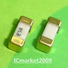 10 PCS 5A 1808 Littelfuse Fast Acting SMD Fuse 5.0 Ampere Surface Mount Fuses