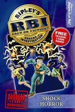 Shock Horror (Ripley's Bureau of Investigation (RBI)),Ripley, Robert,New Book mo