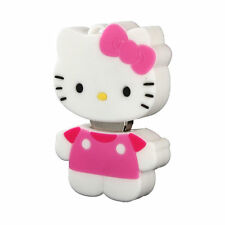 Vivitar Sanrio Hello Kitty 4GB USB 2.0 Flash Drive w/Keychain Attachment