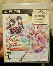 Atelier Meruru: The Apprentice of Arland (Sony PlayStation 3, 2012)