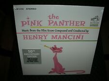 The Pink Panther *Soundtrack **Hanry Mancini **New PINK Colored Record LP Vinyl!