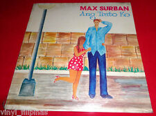 PHILIPPINES:MAX SURBAN - Ang Trato Ko LP,SEALED,OPM,Novelty,Visayan Pop,RARE!!!