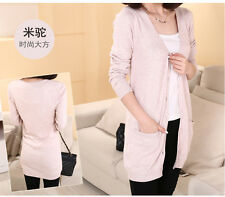 2017 NEW Women's cashmere V-neck sweater - Knit cardigan - Coat factory Outlet