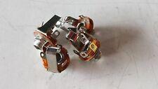 6,3mm KLINKEN-EINBAUBUCHSE MONO/STEREO  Set mit 8 Stück               8963