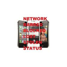 CLEAN/BLACKLISTED CHECK Status iPhone/iPad/Samsung/LG/Nokia/HTC any models