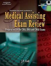 Medical Assisting Exam Review : Preparation for the CMA, RMA, and CMAS Exams...