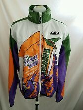 CHAMP SYS CYCLING FULL ZIP LONG SLEEVE JERSEY JACKET SIZE LARGE VEST
