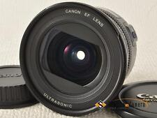 Canon EF 20-35mm F3.5-4.5 USM [EXCELLENT] from Japan (9592)