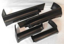 BUICK Grand National-T-Type-Regal FULL 4pc BUMPER FILLER SET -FIBERFLEX FILLERS