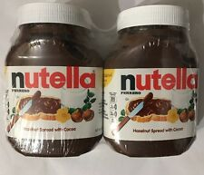 Nutella Hazelnut Spread With Cocoa Twin Pack 4.2 LBS.
