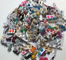 "New Arrival ""Wholesale Jewelry Lot STUD Earrings 30 Pairs"" FREE SHIPPING!��"