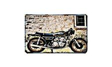 Benelli 354 Sport Motorbike A4 photo Retro Bike