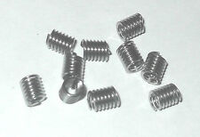 10 GENUINE HELICOIL STAINLESS A1185-06CN276 HELICAL THREAD INSERT 6-32 UNC
