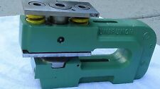 Punch and die set for hole punching; Unipunch 8SAH3-1/2  used, in stock call us!