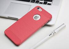 Luxury Back Case Carbon Fiber Cover For Apple Iphone 7 7 Plus 6 6S Plus 5S SE