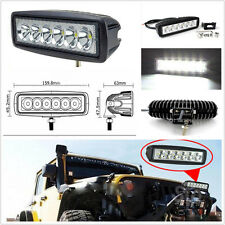 18W 6LED Spot Lamp Driving Fog Light Work Lamp For Jeep Liberty Wrangler Patriot