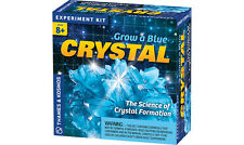 Grow A Blue Crystal Science of Crystal Formation Experiment Kit THames & Kosmos