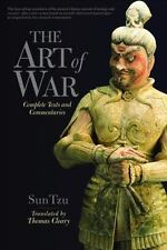 The Art of War : Complete Texts and Commentaries by Thomas Cleary and Sun-Tzu...