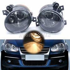 Pair Car Front Bumper Grille Fog H11 Light For VW Jetta Bora Golf Mk5 GTi 05-10