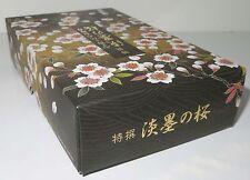 Japanese Incense Sticks | Nippon Kodo | Tokusen Sakura Usazumi | 380 Sticks box