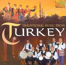 Traditional Music from Turkey, New Music