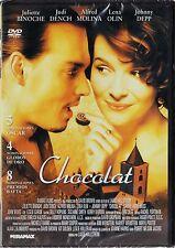 Lasse Hallström: CHOCOLAT con Juliette Binoche, Johnny Depp, Judi Dench...