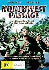 Northwest Passage 1940 Spencer Tracy DVD R4 BRAND NEW SEALED - FREE POST!