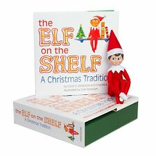 The Elf on the Shelf: A Christmas Tradition/ Blue Eyed North Pole Boy - New