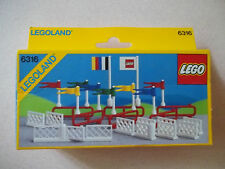 Lego 6316 FLAGS AND FENCES Brand New In Box