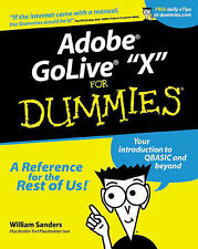 Adobe GoLive 6 For Dummies (For Dummies (Computers)) by Sanders, William B.