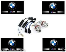 2 LED 10W CREE ANGEL EYES BMW SERIE 5 E39 PHASE 2 09/2000 A 2003 520D 530D 525D